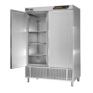 Dik Tip Gastronom Buzdolabı 2 Tam Kapılı Paslanmaz Çelik DSTN1976