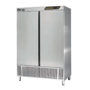Dik Tip Snack Buzdolabı 2 Tam Kapılı Paslanmaz Çelik DSTN1974