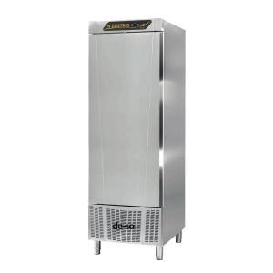 Tek Kapılı Dik Tip Snack Buzdolabı Paslanmaz Çelik DSTN1965