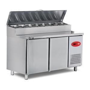 Salata Hazırlık Buzdolabı Paslanmaz Çelik DSTN1941