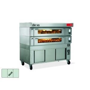 Taş Tabanlı Pasta Börek Baklava Fırını DSTN2118