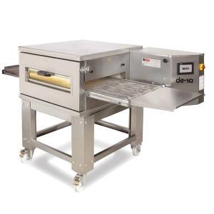 Konveyörlü Pizza Pide Lahmacun Fırını DSTN2145