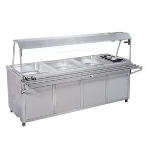 Sıcak Servis Ünitesi Paslanmaz Çelik DSTN1521