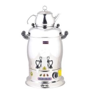 Demlikli Çay Kazanı Paslanmaz Çelik DSTN1899