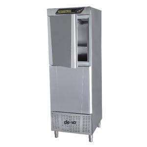 Dik Tip Pastane Buzdolabı 2 Yarım Kapılı Paslanmaz Çelik DSTN1973