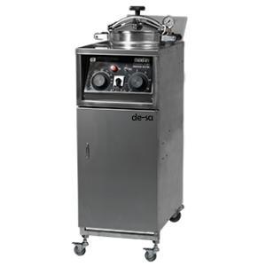 Basınçlı Fritöz Paslanmaz Çelik Makfry 1014PM DSTN1810