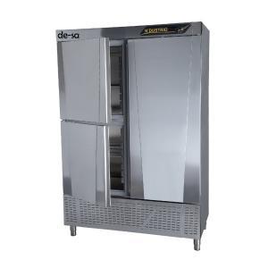 Dik Tip Snack Dondurucu Buzdolabı 3 Kapılı Paslanmaz Çelik DSTN2011