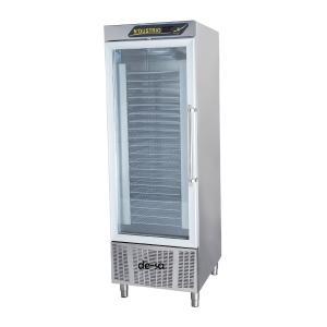 Tek Cam Kapılı Pastane Buzdolabı Paslanmaz Çelik DSTN1985