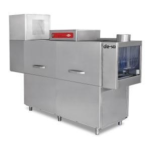 Konveyörlü Bulaşık Yıkama Makinesi Ön Yıkamalı Paslanmaz Çelik DSTN2187