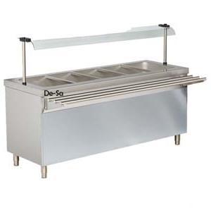 Sıcak Servis Ünitesi Paslanmaz Çelik DSTN1520