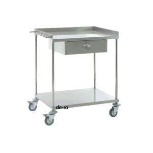 Çekmeceli Enstrüman Masası Paslanmaz Çelik DSTN1598