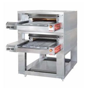 2 Katlı Konveyörlü Pizza Pide Lahmacun Fırını DSTN2149