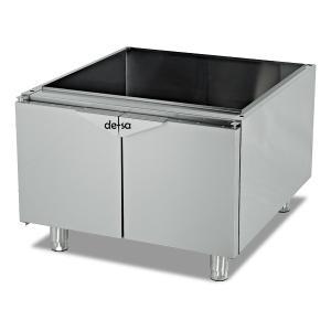 Pişirici Altı Dolap Paslanmaz Çelik DSTN1655