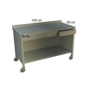 Piliç Makineleri İçin Tezgah Paslanmaz Çelik DSTN1864