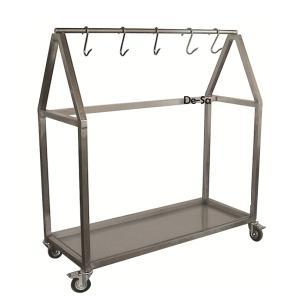 Et Askı Arabası Paslanmaz Çelik DSTN1493