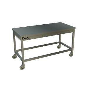 Hareketli Çalışma Tezgahı Paslanmaz Çelik DSTN783