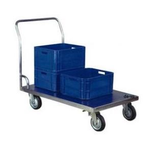 Kaset-Basket Taşıma Arabası Paslanmaz Çelik DSTN1458