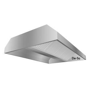 Orta Tip Filtreli Davlumbaz Paslanmaz Çelik DSTN1088