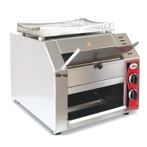 Paslanmaz Çelik Ekmek Kızartma Makinesi