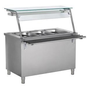 Sıcak Servis Ünitesi Paslanmaz Çelik DSTN1518