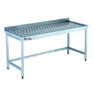 Süzdürme Tezgahı Paslanmaz Çelik DSTN1000