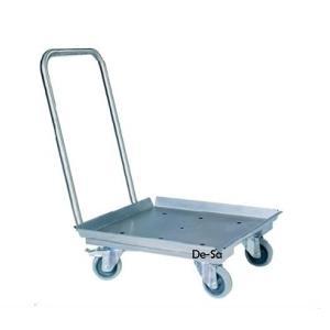 Thermobox Taşıma Arabası Paslanmaz Çelik DSTN1502